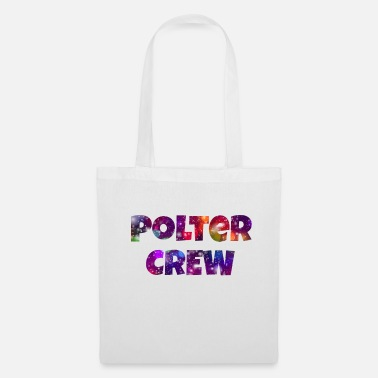 Wedding Party Hen Party TShirt poltercrew for the guests - Tote Bag