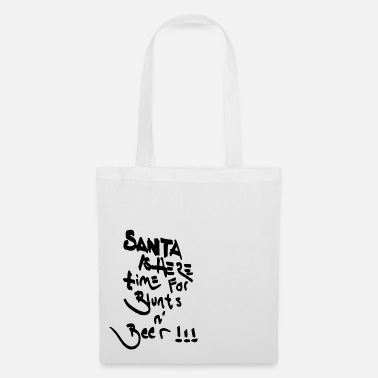 Hope Santa is ..here !!! - Tote Bag