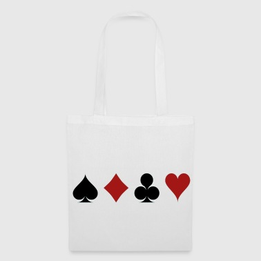 Carte cartes - Tote Bag