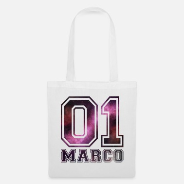 Marco nom Marco - Tote Bag