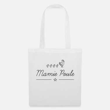 Mamie poule - Tote Bag
