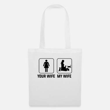 Wife Wife - Tote Bag