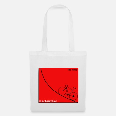 Weather Cycling, All Weather Cyclists, Rain, Snow, Sun - Tote Bag