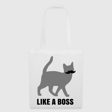 like a boss chat - Tote Bag