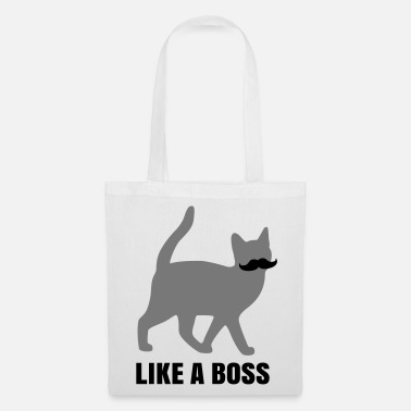 Like A Boss like a boss chat - Tote Bag
