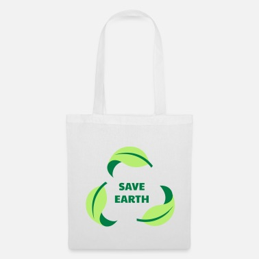 Save The Planet SAVE EARTH / SAVE THE PLANET - Tas van stof