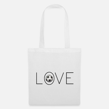 Football Football d'amour, football, football, football - Tote Bag