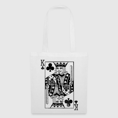 Gioco Di Carte Vintage King Card - Cross King Retro Poker Card - Borsa di stoffa
