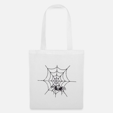 Trick Or Treat Halloween rétro de style grunge - Tote Bag