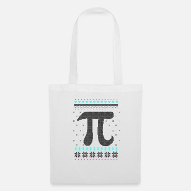 Sister Pi Christmas Ugly Christmas Sweater Gift - Tote Bag