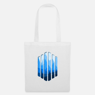 Scenic Scenic Bars - Tote Bag