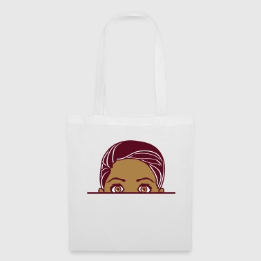 wall wall hiding edge shield face hood - Tote Bag