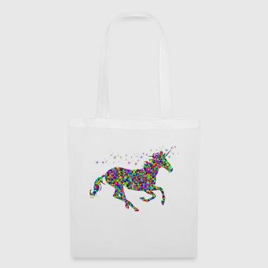 Gallop unicorn galloping - Tote Bag
