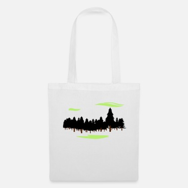Forest Forest Forest - Tote Bag