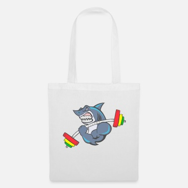 Cross Fit Shark Cross-fit - Bolsa de tela