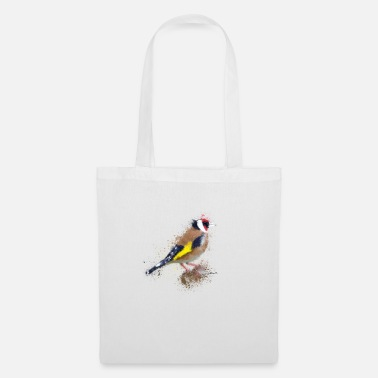 Watercolour Watercolour Finch - Tote Bag