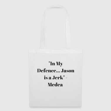 Jason is a Jerk - Tote Bag