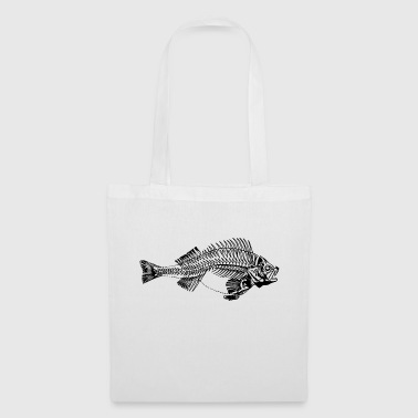 Aggressive perch - Tote Bag