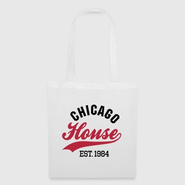 House Chicago house est. 1984 - Tote Bag