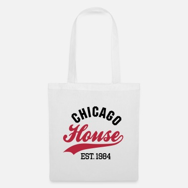 Acid House Chicago house est. 1984 - Tote Bag