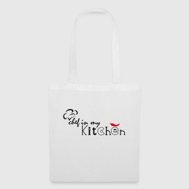 Sharp chef - Tote Bag