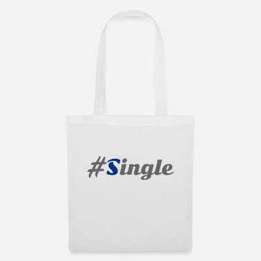 Single #Single - Tote Bag