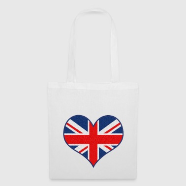 J'AIME UK - Tote Bag