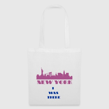 I Was There NewYork - Tote Bag