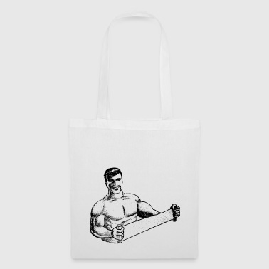 body builder - Tote Bag