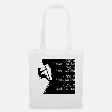 Expedition Climbing - climber - gift idea - Tote Bag