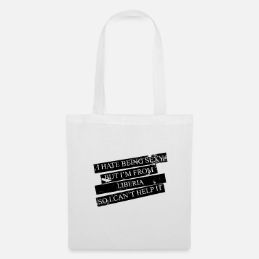 Liberia Motive for cities and countries - LIBERIA - Tote Bag