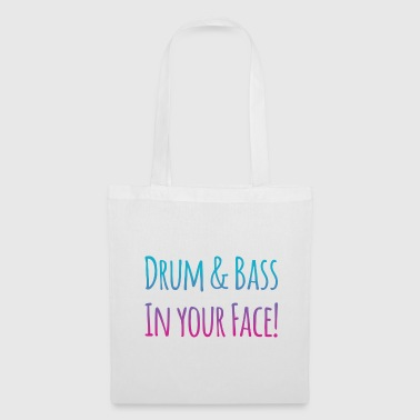 DRUM N BASS - Tote Bag