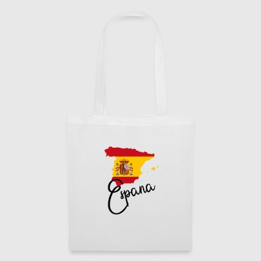 Spain Spain Espana flag country gift idea - Tote Bag