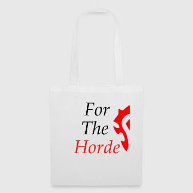 For The Horde - Tote Bag