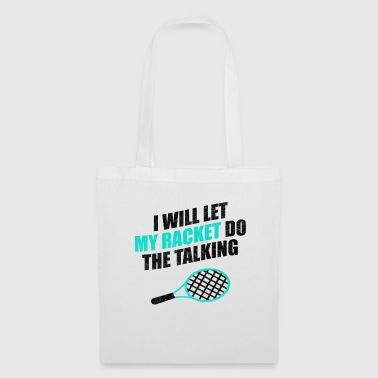 Tennis Tennis racket Tennis match Tennis match - Tote Bag