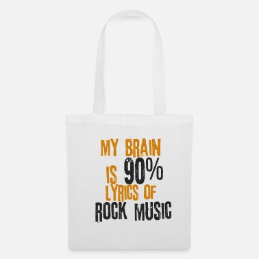 Princesse Rock Musique Rock'n Roll Textes Chansons Hard Rock Metal - Tote Bag