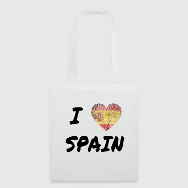 I Love Spain - Stoffbeutel