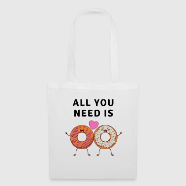 All You Need Is Donut - Tote Bag