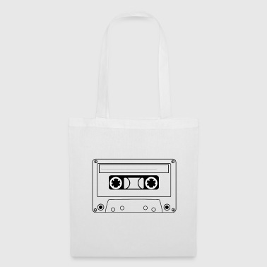 Audio cassette, music cassette - Tote Bag