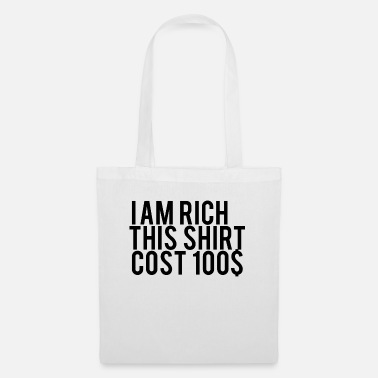 Wealth rich wealth - Tote Bag