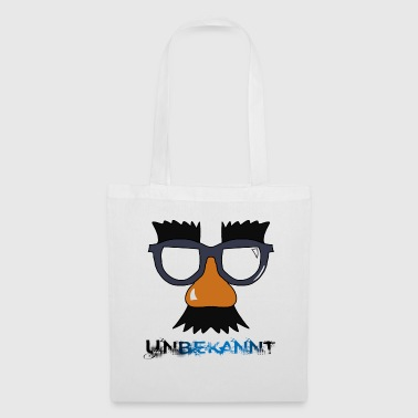 Funny Mask Unknown - Tote Bag