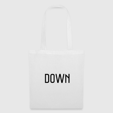 Down down - Tote Bag