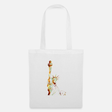 Moderniste New York Statue of Liberty Lifestyle Moderne - Tote Bag
