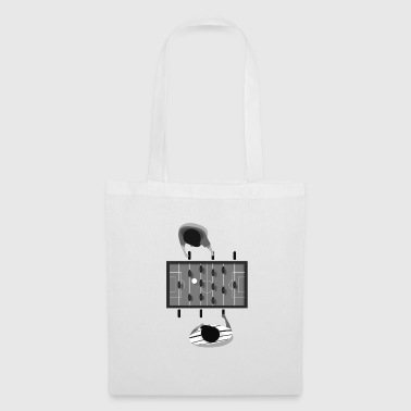 Babyfoot football de table - Tote Bag