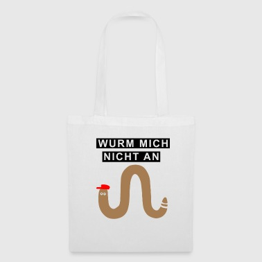Cool worm worms gift - Tote Bag