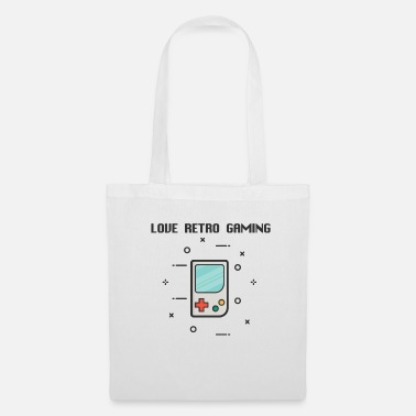 Retro Gaming Game Retro Games Console - Tote Bag