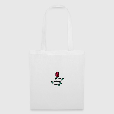 Red Rose Red rose - Tote Bag