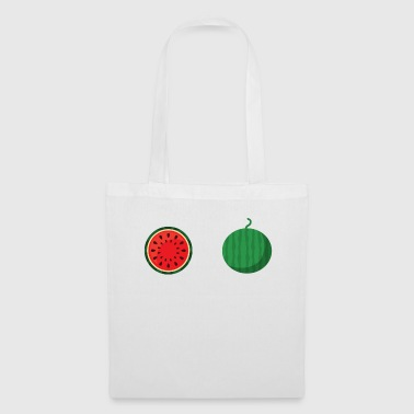 Watermelon melons - Tote Bag