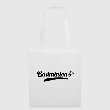 Association badminton - Tote Bag