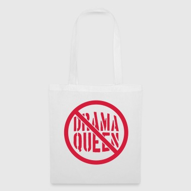 Traffic no drama queen zone shield forbidden no cool fra - Tote Bag